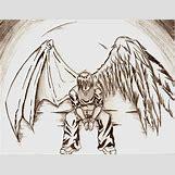 Fallen Angel Drawings | 750 x 576 jpeg 91kB