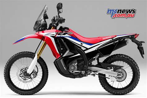 honda crf honda crf 250 rally 7299 due march 2017 mcnews com au