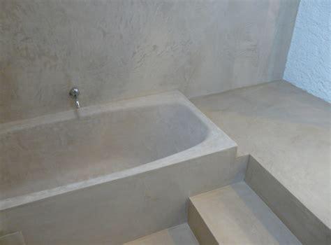 stunning baignoire beton cire gallery transformatorio us transformatorio us