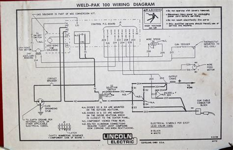 diode replacement  lincoln weld pak  welder repair