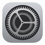 Settings Iphone Ios Icon Apple Ipad App