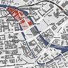 Map of Berlin's Museum Island   Destinations   Pinterest
