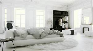 All white bedroom design ideas for All white bedroom decorating ideas