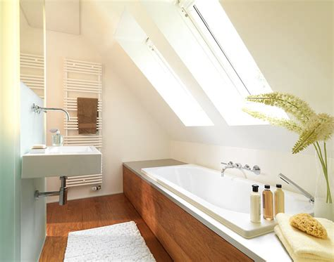 Badezimmer Ideen Dachschräge