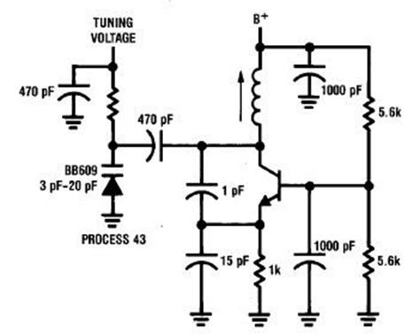 Make Oscillator Mhz Colpitts Type Circuits