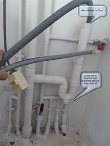 Rallonge Tuyau Machine À Laver : evacuation eau machine laver d borde communaut leroy merlin ~ Melissatoandfro.com Idées de Décoration
