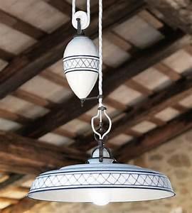 Lampen Moderner Landhausstil : landhauslampen leuchten und lampen im landhausstil ~ Orissabook.com Haus und Dekorationen