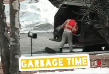 garbage time gif garbage time fantasy discover share