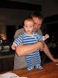 David Hewlett et son fils Sebastian - Blog de Xx-Star-Baby