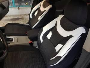 Sitzbezüge Seat Ibiza : sitzbez ge schonbez ge seat ibiza v st schwarz weiss v4 ~ Jslefanu.com Haus und Dekorationen