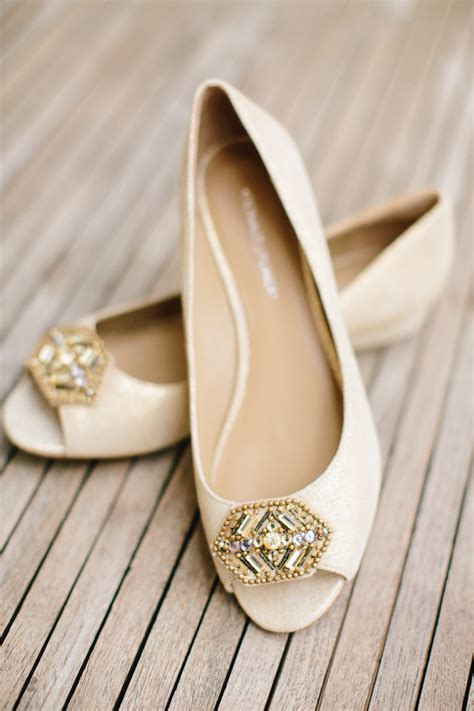 Wedding Flats by 15 Ways To Wear Flat Shoes At Your Wedding