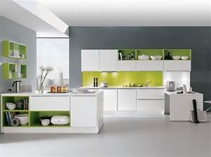 deco peinture cuisine design With deco design cuisine