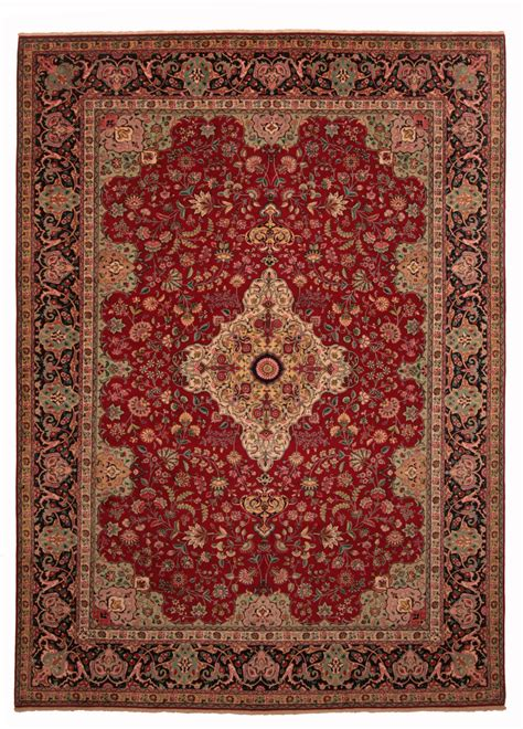 Tabriz Rug by 11 X 16 Tabriz Rug With Alabaf Signature Rug