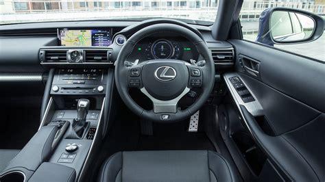 white lexus 2017 interior lexus is300h 2017 review by car magazine