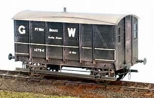 Wagon Kit Gwr Permanent Way Brake Van