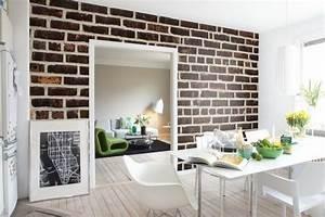 Wohnideen Wohnzimmer Tapeten