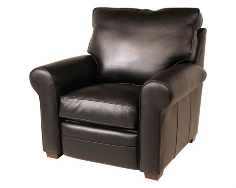 recliners made in usa classic leather recliner classic leather 11506 llr