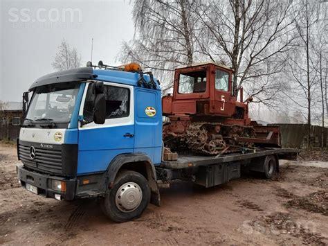 SS.COM Traktori - Traktori kāpurķēžu, Cena 0.65 €. Veicam kravu pārvadājumus pa Eiropu, līdz ...