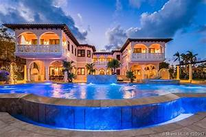 Miami Beach Waterfront Homes Miami Waterfront Mansions