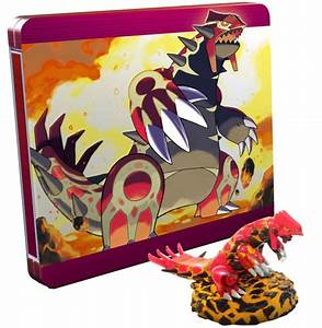 pokemon omega ruby and alpha sapphire awesome steelbooks