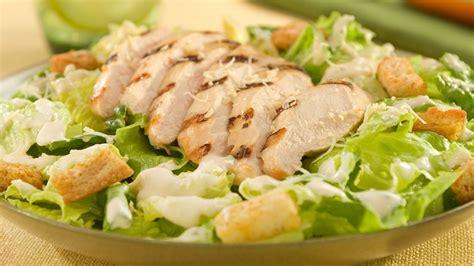 Grilled Chicken Caesar Salad | Wish-Bone® DressingWish ...