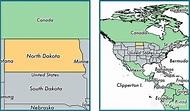Where is North Dakota state? / Where is North Dakota ...