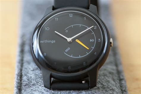 Withings Move Review: A Smartwatch With Analog Appeal