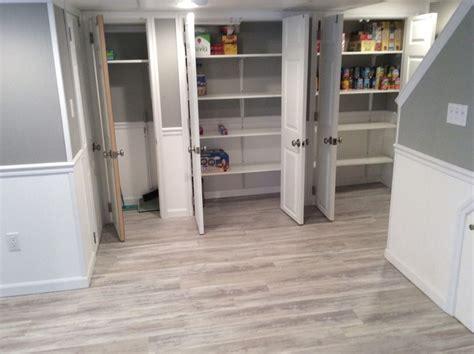 Basement Storage Ideas-open Closet-shelving