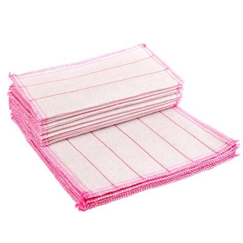 online get cheap pink dish towels aliexpress com