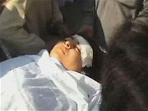 IMT sympathiser shot in Swat - Barbarism must not prevail!