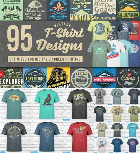 shirt designs mega bundle
