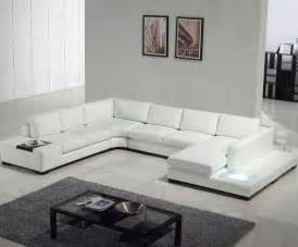 contemporary sofa modern white top grain leather sofa modern sofas los angeles by furniture