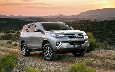 Toyota Fortuner 4k Wallpapers by 2016 Toyota Fortuner Wallpapers Kokoangel Images
