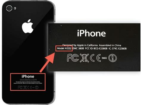 how can you tell what of iphone you how to distinguish iphone 4 gsm from iphone 4 cdma
