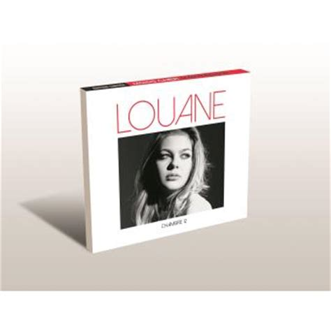 Chambre 12 Edition Limitée  Louane  Cd Album Fnaccom