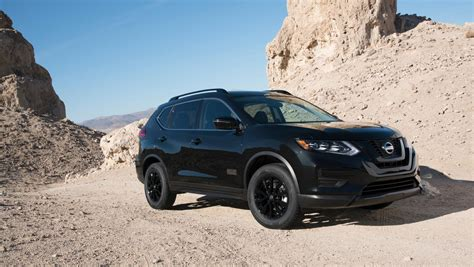 2017 nissan rogue star wars 2017 nissan rogue one star wars edition debuts at la auto