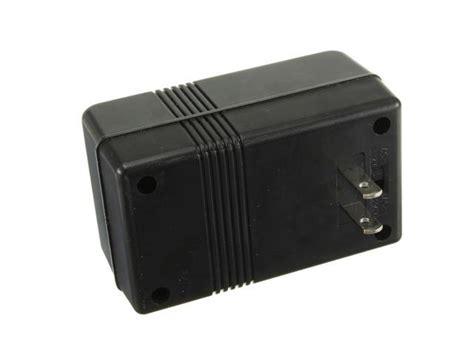 Power Dual Voltage Converter Adapter Ac 110v/120v To 220v