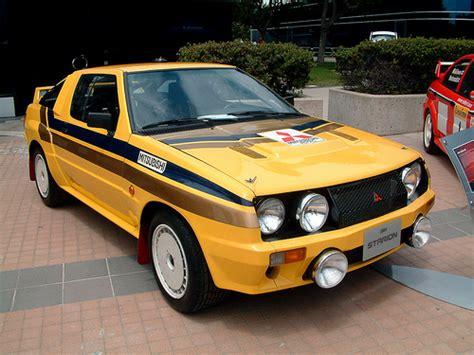 mitsubishi starion rally car mitsubishi starion 4wd rally group b prototype rally