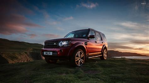 Land Rover Discovery [5] Wallpaper