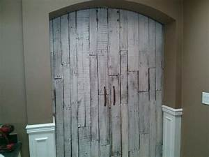 113 best images about interior sliding barn doors on With bi parting interior barn doors
