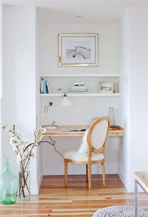 small desk area ideas 51 home offices decorados para te inspirar