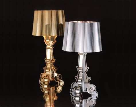 Kartell Bourgie L Silver by Modern Heminredning Fr 229 N Kartell Heminredning Och