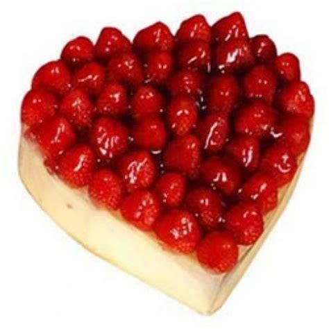 eggless heart shape strawberry cake myflowertree