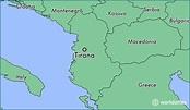 Where is Tirana, Albania? / Tirana, Tirane Map ...