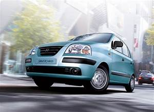 2011 Hyundai Santro Eco  I10 Revealed