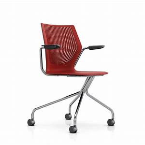 MultiGeneration Office Chair Fixed Arms