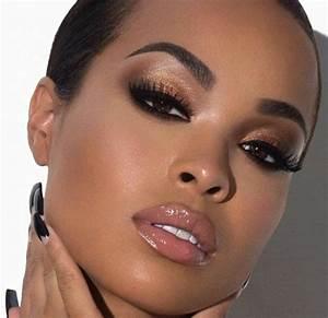 Apprendre A Se Maquiller Les Yeux : 60 id es pour le maquillage yeux marrons makeup eye and gorgeous eyes ~ Nature-et-papiers.com Idées de Décoration