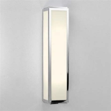 oriental style rectangular bathroom wall light can be