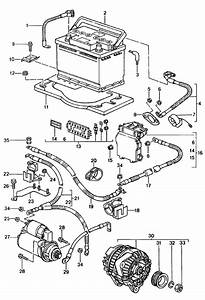 Automobile Starter Motor Circuit Diagram