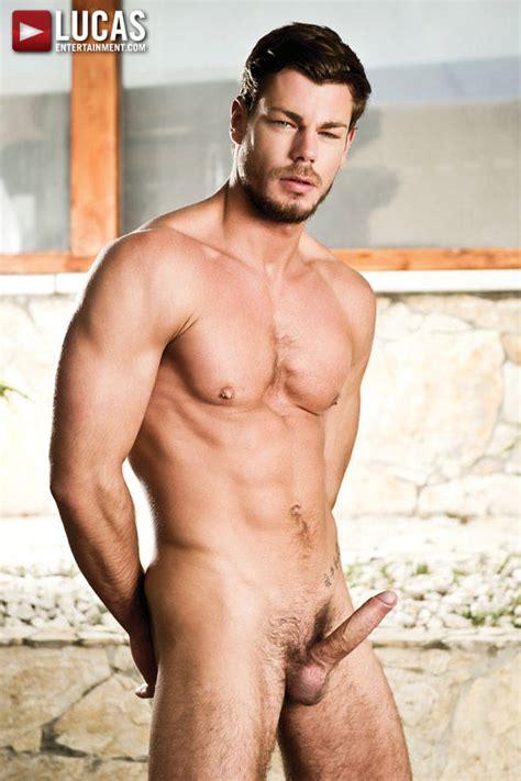 Hot Dude Lucas Entertainment's Toby Dutch Daily Squirt